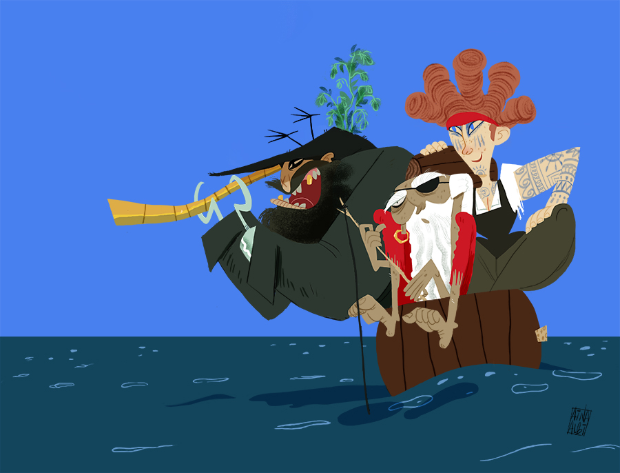 Piratesweb